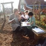Katherine reprots outside learning  trees 032