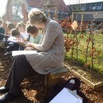 Katherine reprots outside learning  trees 034