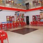 Shemford futuristic school, India.