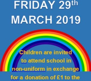 Rainbow Day March 2019