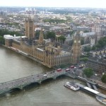 We went to the Houses of Parliament on day 3